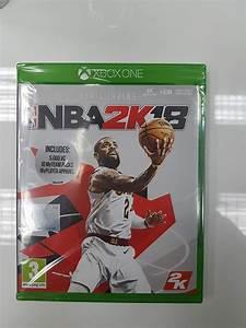NBA 2K18 Dostva Podporu 4K 60fps Na Xbox One X Xboxer