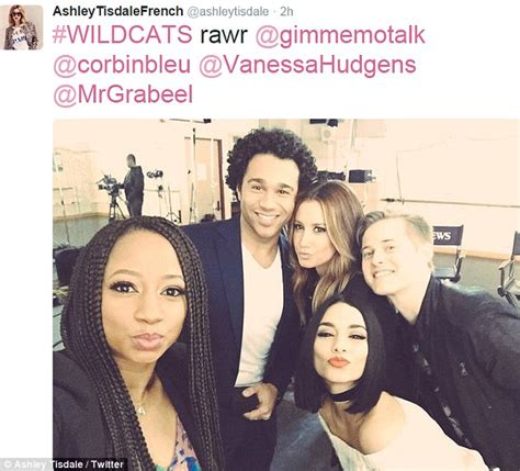High School Musical reunion includes Vanessa Hudgens but not Zac Efron   Daily Mail Online