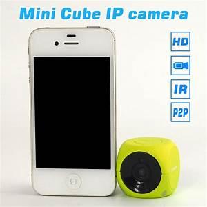 Camera Wifi Iphone : ip camera 940nm mini cube camera wifi cameras wireless ~ Voncanada.com Idées de Décoration