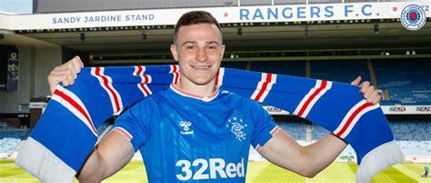 Rangers Sign Edmundson - Rangers Football Club, Official ...