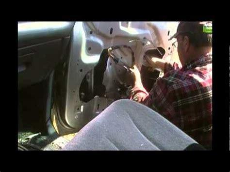 Dodge Caravan Power Window Motor Regulator