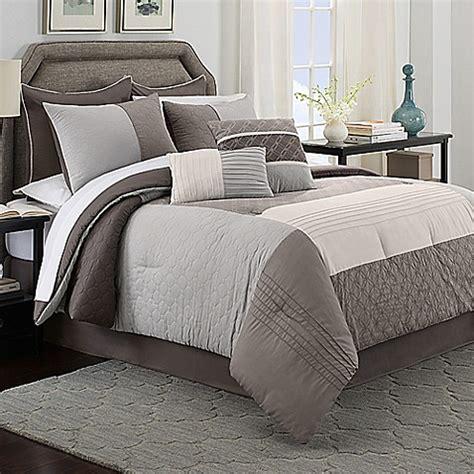 cortez  piece comforter set bed bath