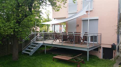 balkonanbau kirchheim stahlbau naegele