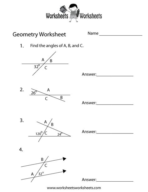 Geometry Worksheets Chapter 2 Worksheet Mogenk Paper Works