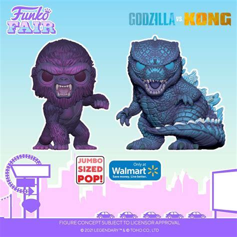 Kong mechagodzilla s.h.monsterarts action figure: Godzilla vs Kong, arriva il set Funko POP! dedicato al ...