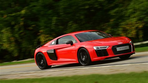 Audi Of America Announces Pricing For The All-new 2017 R8