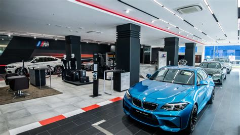 Bmw's Future Of Retail Concept To Focus On Dealerships