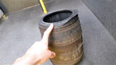 troca de bolsa de ar suspensao  ar mola pneumatica youtube