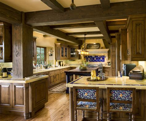 Marvelous And Fabulous Mediterranean Kitchen Designs