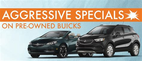 Pre Owned Buicks by Chip Banks Chevrolet Buick In Du Quoin Near Carbondale Il