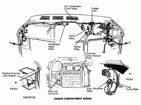 dodge caliber  fuel system diagram auto electrical wiring diagram