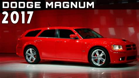 dodge magnum review rendered price specs release date youtube