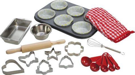 Set du0026#39;ustensiles de cuisine en bois et mu00e9tal | Chez les enfants