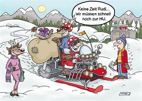 Cartoons Zu Weihnachten