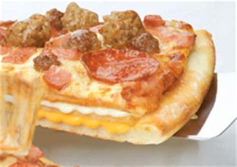 Domino's Pizza Australia Launches Triplelayered Pizza