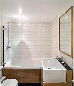 21 unique bathroom tile designs ideas and pictures With carrelage adhesif salle de bain avec indoor led lighting