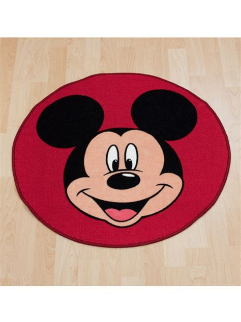 mickey mouse rug mickey mouse shaped floor rug