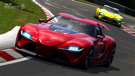La Toyota Ft-1 En Dlc Dès Demain Dans Gran Turismo 6