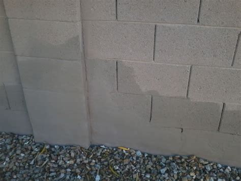 Covering Exterior Cinder Block Walls Pictures To Pin On