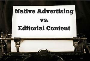 Native Ads vs. Editorial Content Survey Results | Blog ...