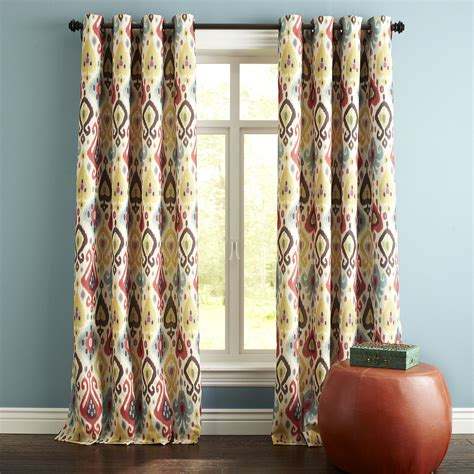 Pier 1 Imports Curtains by 8 Funky Window Treatments That Will Appeal To Your Side