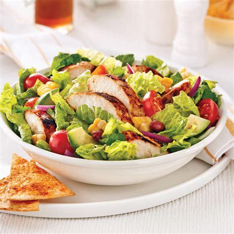 cuisine salade salade mexicaine au poulet recettes cuisine et