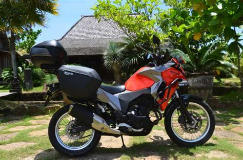 Kawasaki Versys X 250 Picture by Versys X 250 Bali Motorbike Rental One Way Rental Java