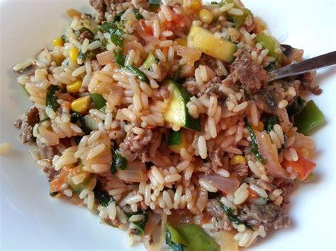 que cuisiner avec de la viande hach馥 les 20 meilleures idées de la catégorie riz avec boeuf haché sur recettes à base de bœuf haché recettes hamburgers et recettes