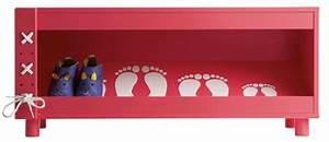 Schuhregal Für Kinder : gewinnt etwas besonderes aus der vertbaudet kinderzimmerkollektion milchzwerge der baby und ~ Markanthonyermac.com Haus und Dekorationen