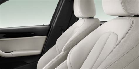 What Is Sensatec Upholstery by 2018 Bmw X2 Color Options