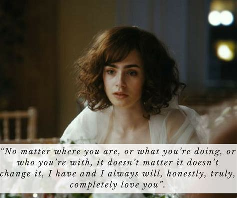 love rosie melting quotes  choosing  person