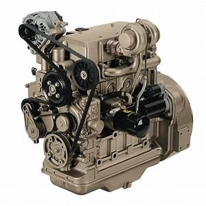 John Deere Power Systems 2 4l Powertech Engines In Other Components