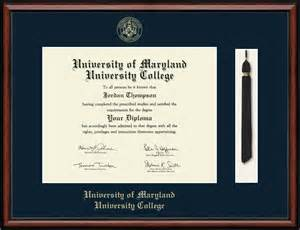 university of maryland university college tassel edition