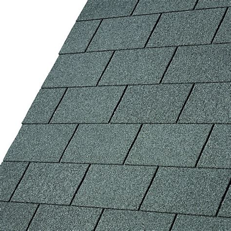 square of shingles iko armourglass slate grey square shingles 3m2 pack 21 wickes co uk