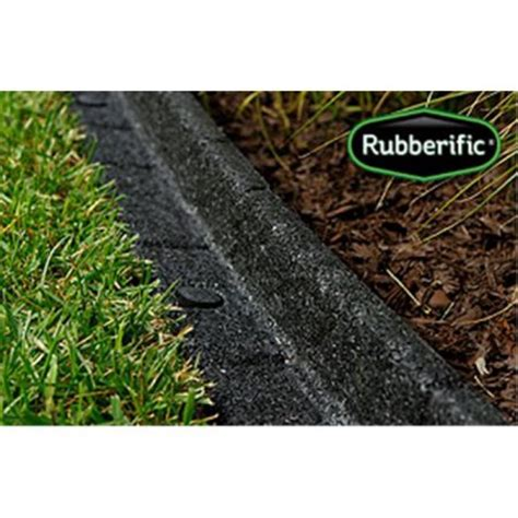 rubberific debuts  premium landscape edging imc