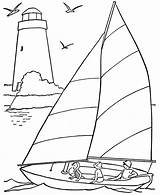 Coloring Printable Colouring Adult Seaside Adults Pattern sketch template