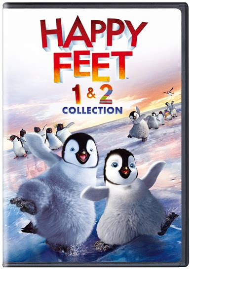 Happy Feet and Happy Feet 2 on DVD Only $5.99! - Become a ...