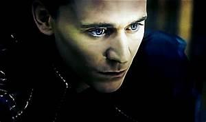 Evil grin - Loki | GIFs | Pinterest | Loki, Loki Gif and ...