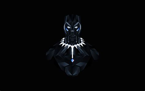 black panther minimal wallpapers wallpaper cave