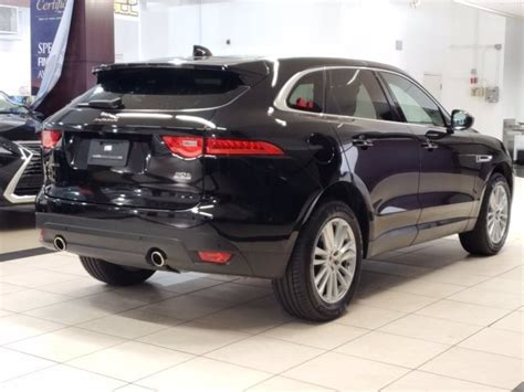 Some might really feel the steering is somewhat too light, however it's precise, making the automobile simple to position on the street. Used 2019 Jaguar F-PACE 30t Prestige Black   Miami, FL