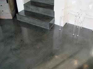 Prix Beton Cire : beton cire begrolles en mauges s t a sol beton ~ Premium-room.com Idées de Décoration