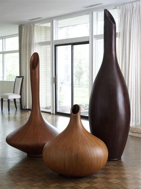 Large Wood Floor Vase by 25 Best Ideas About Floor Vases On Floor