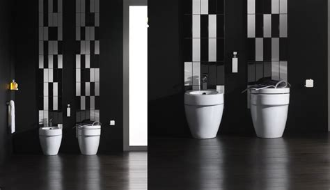 Black and White Bathroom Design Inspirations   DigsDigs