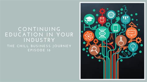 Digital Marketing Continuing Education by 16 Continuing Education In Your Industry Chill