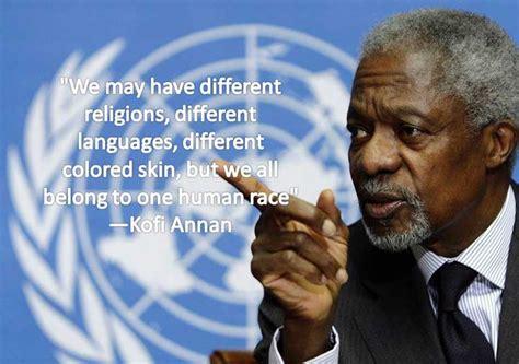 kofi annan quotes image quotes  relatablycom