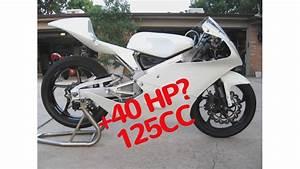 Honda Rs 125 Warmup