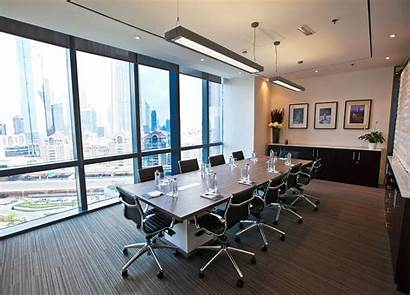 Boardroom Office Meeting Dubai Area Space Downtown