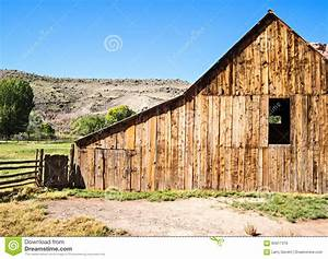 weathered barn fruita utah stock photo image 60917376 With barn wood utah