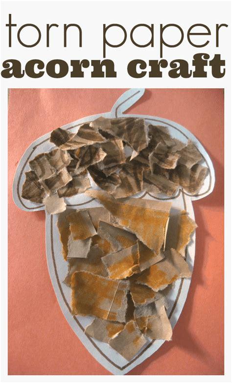 acorn crafts  activities  kids    love