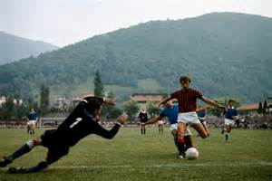 Italy Vintage Soccer Pictures